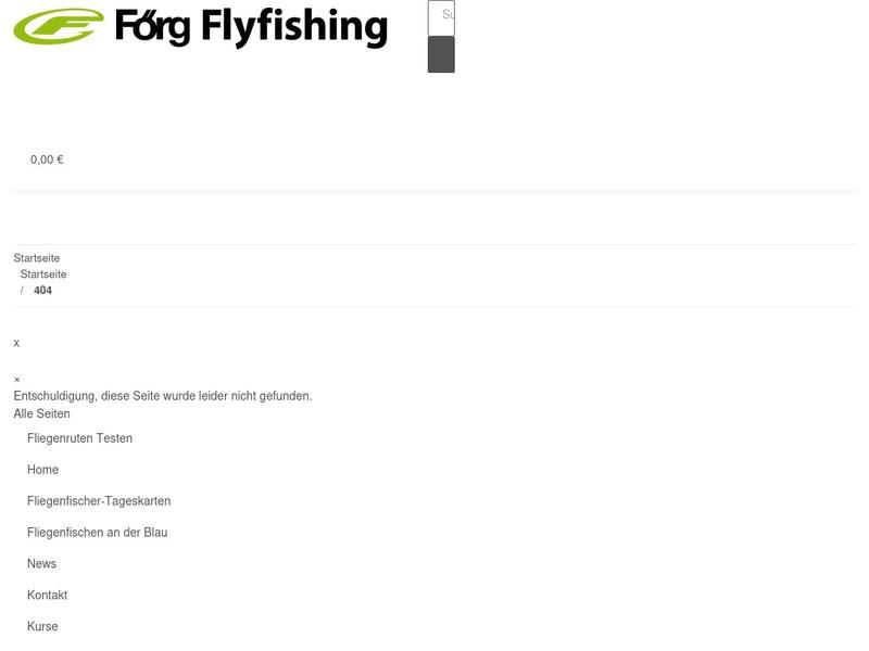Screenshot von http://www.foerg-flyfishing.de/shop/Tageskarte/